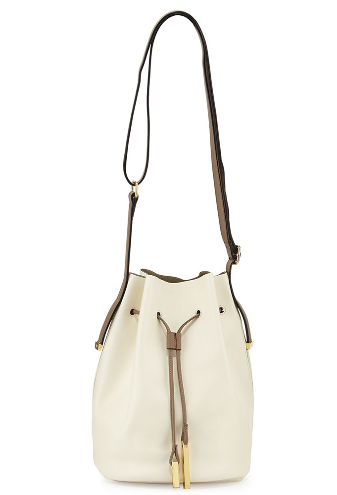 Halston Heritage City Casual Bucket Bag