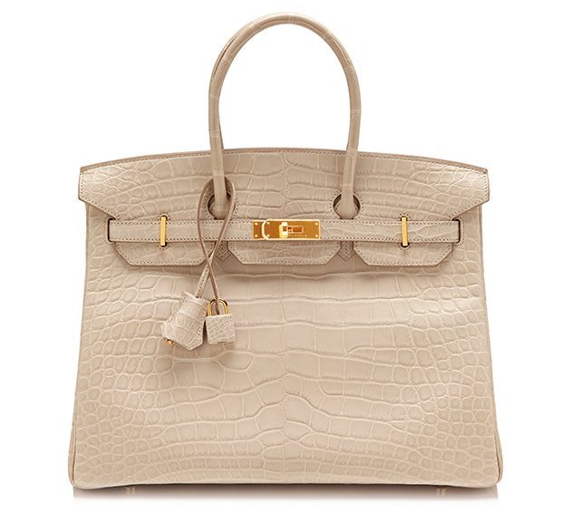 Hermes Alligator Birkin