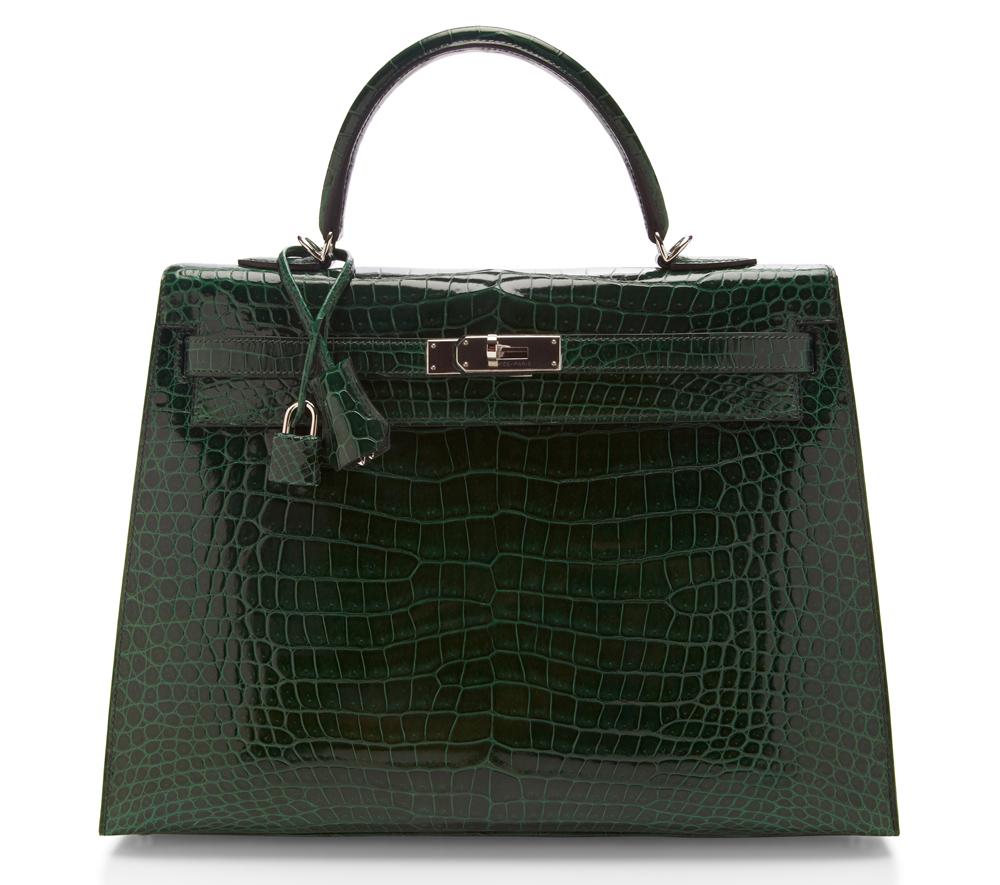 Hermes-Crocodile-Sellier-Kelly-Bag