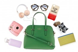 Pin to Win a Kate Spade New York Bag!