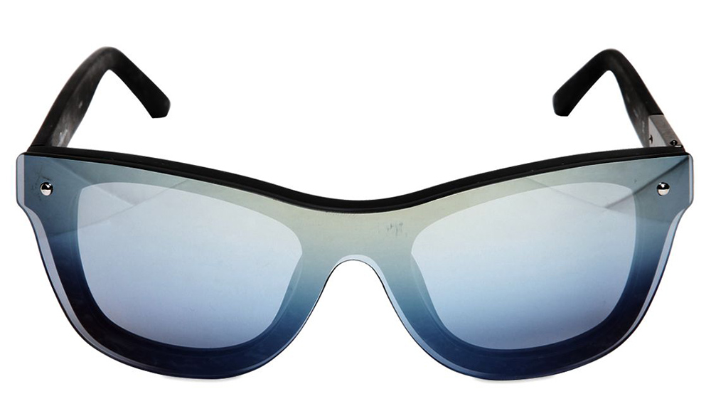 Linda Farrow x 3.1 Phillip Lim Mirror Lense Sunglasses