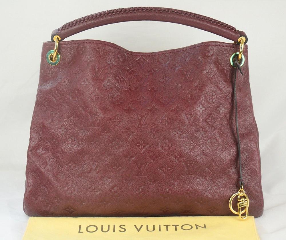Louis Vuitton Monogram Empreinte Arty Hobo