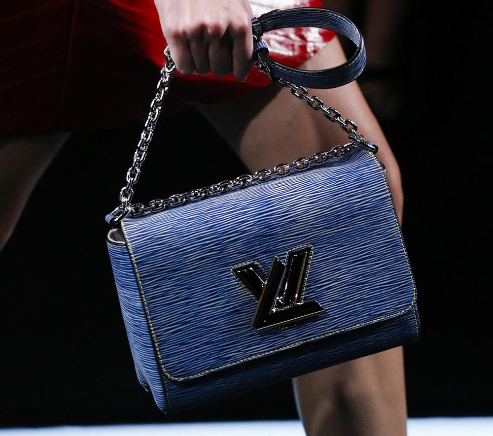 louis vuitton s spring 2015 bags show nicolas ghesquiere coming into