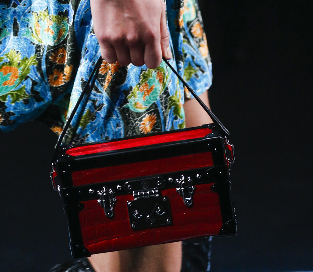 Louis Vuitton Spring 2015