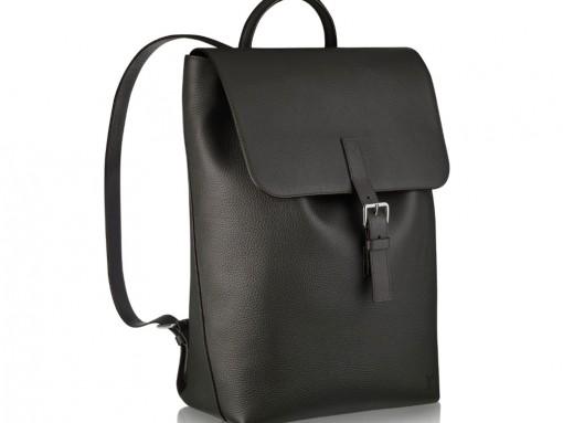 Man Bag Monday: Louis Vuitton Taurillon Backpack