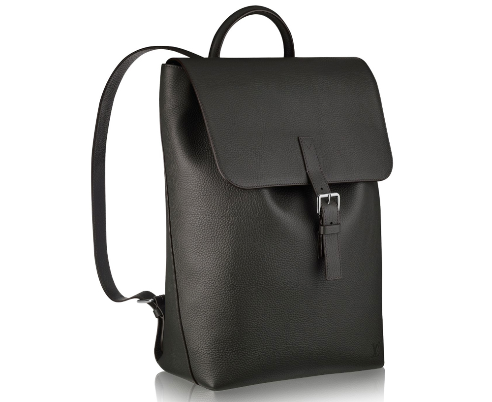 man bag monday louis vuitton taurillon backpack purseblog. Black Bedroom Furniture Sets. Home Design Ideas