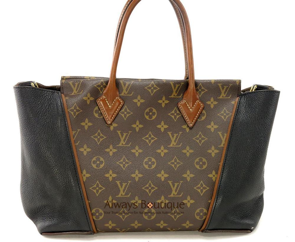 Louis Vuitton W Monogram Bag