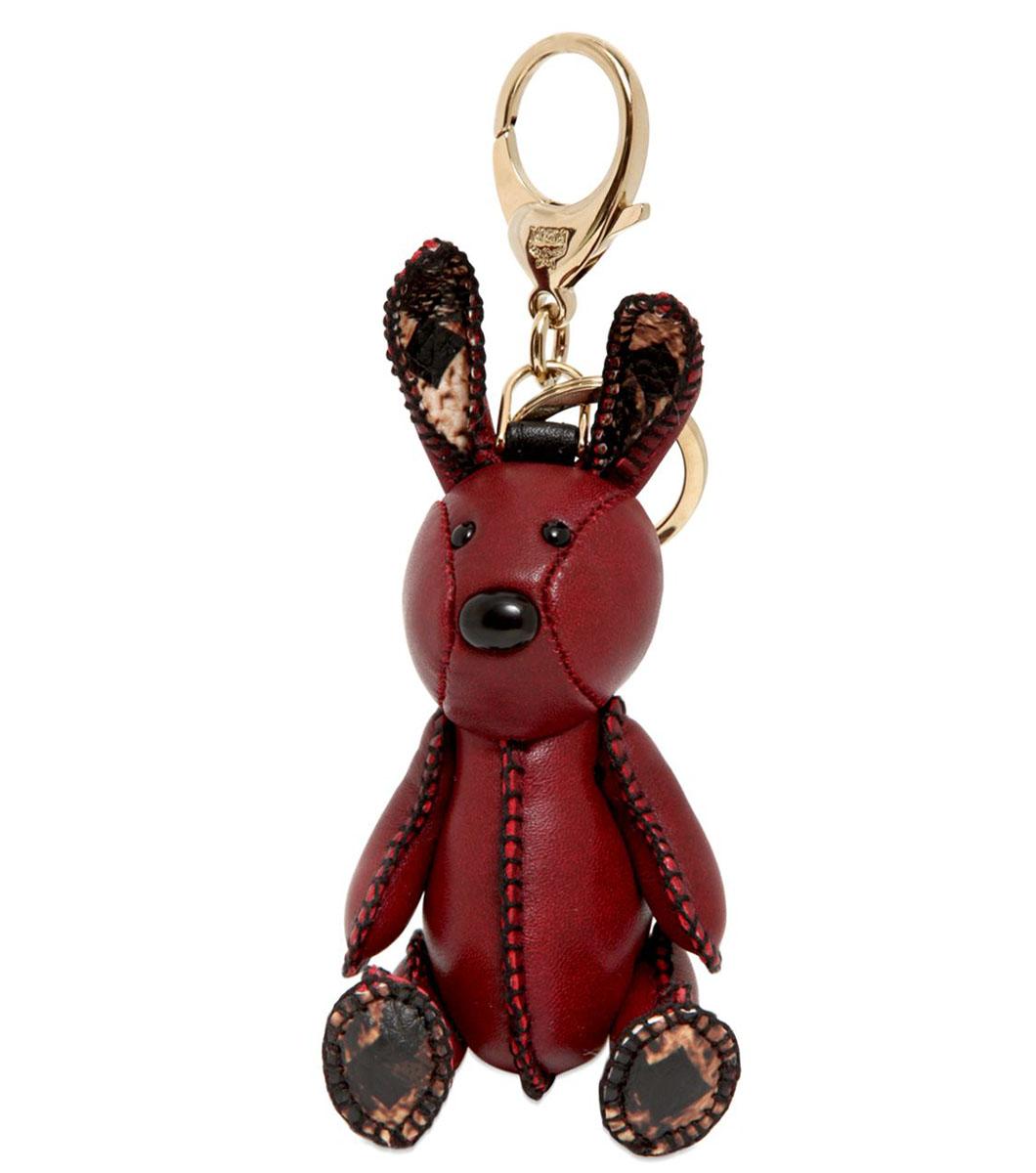 MCM Rabbit Key Chain