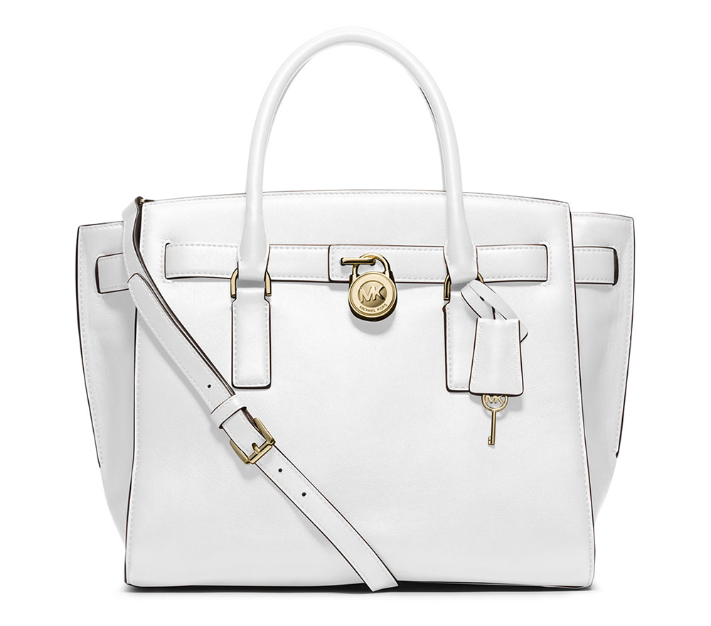 MICHAEL Michael Kors Large Hamilton Traveler Bag