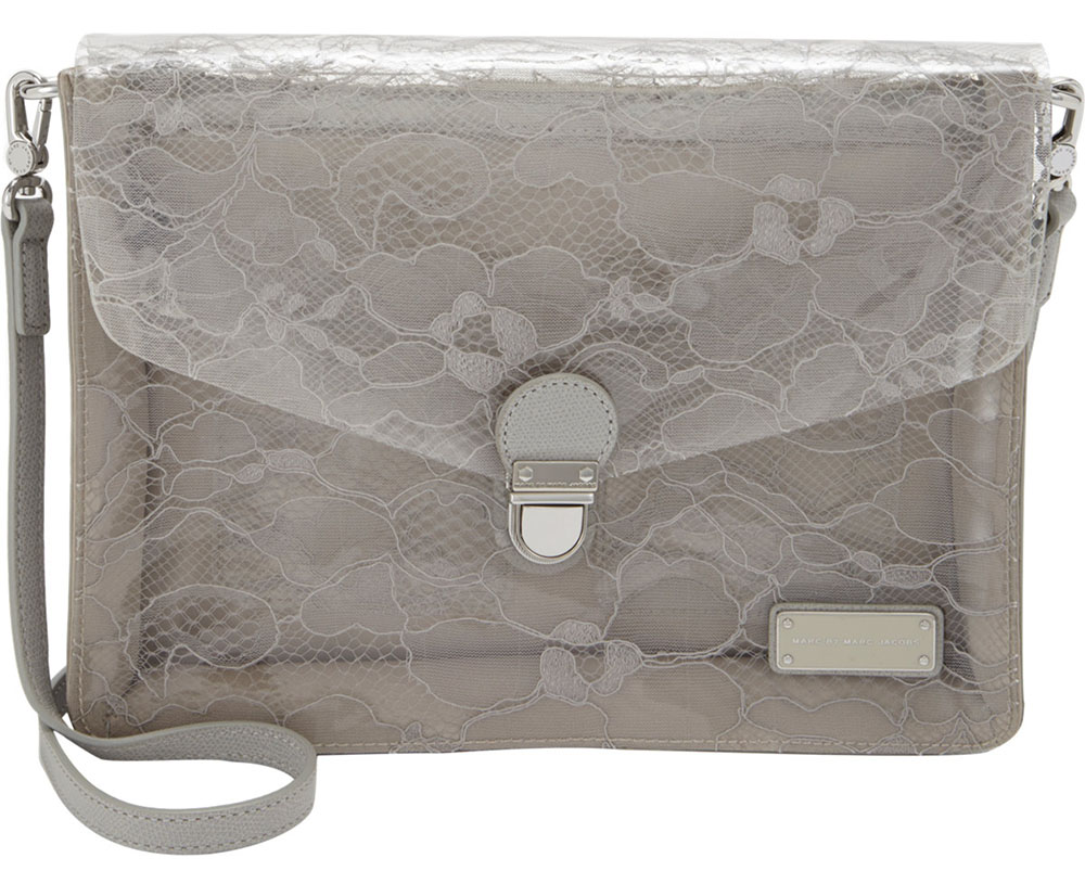 Marc by Marc Jacobs Lace Landscape Tablet Crossbody