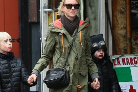 Naomi Watts Goes Trick-or-Treating with a Givenchy Bag