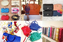 The Best #NationalHandbagDay 2014 Instagrams – Part 1