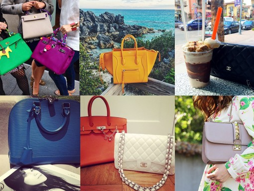 NationalHandbagDay Instagrams Part 2