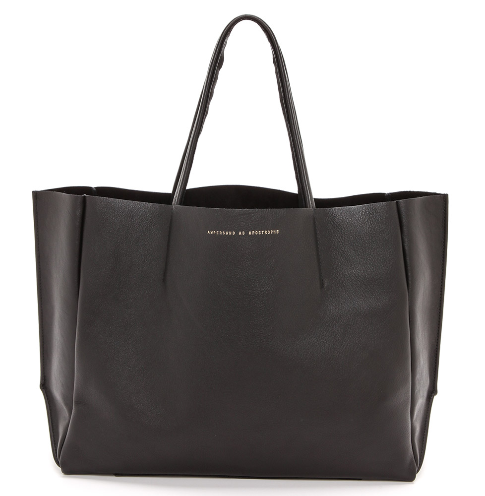 ONE by Ampersand as Apostrophe East West Tote