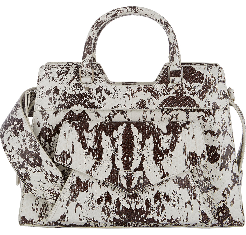 Proenza Schouler Snakeskin Small PS13 Bag