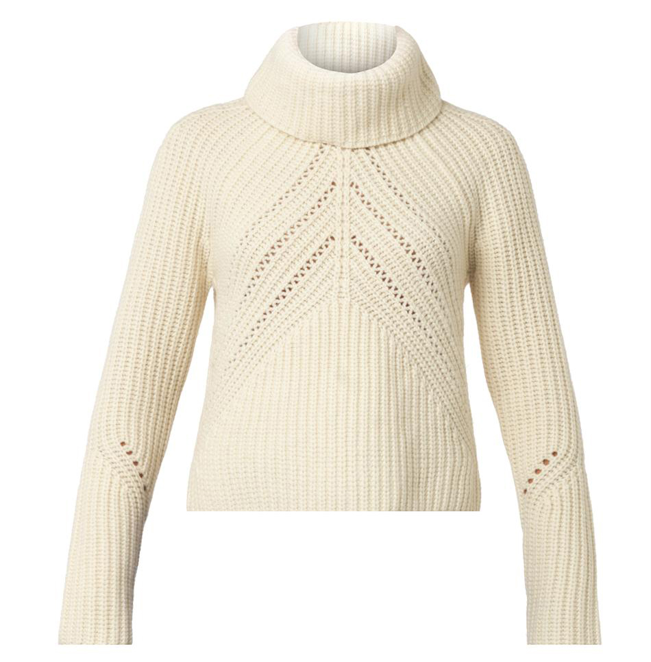 Rag and Bone Cece Roll-Neck Sweater