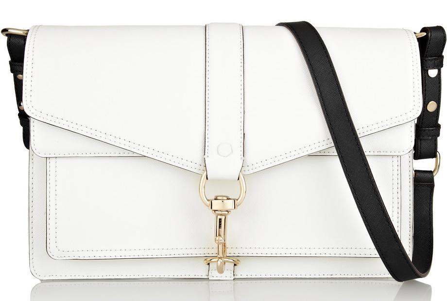 Rebecca Minkoff Hudson Moto Shoulder Bag