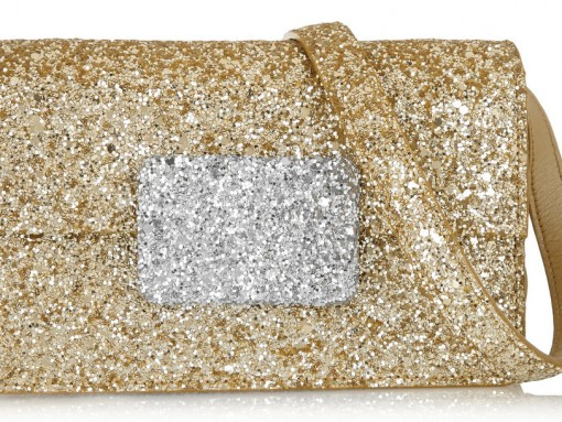 PurseBlog Asks: Would You Go Full Glitter for Daytime?