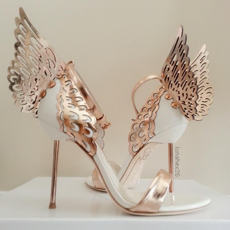 Sophia Webster Wing Heels