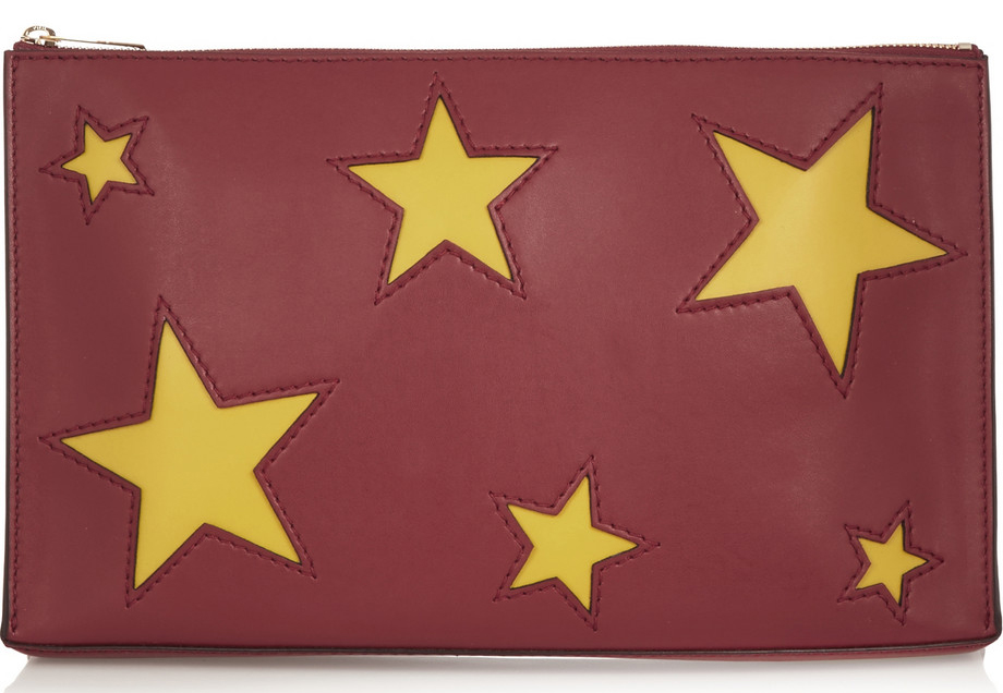 Stella McCartney Star Clutch