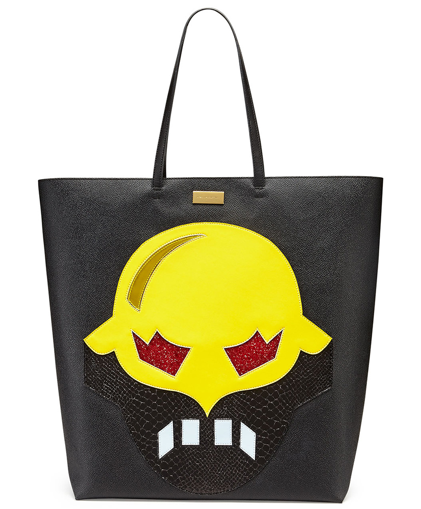 Stella McCartney Super Hero Tote Bag