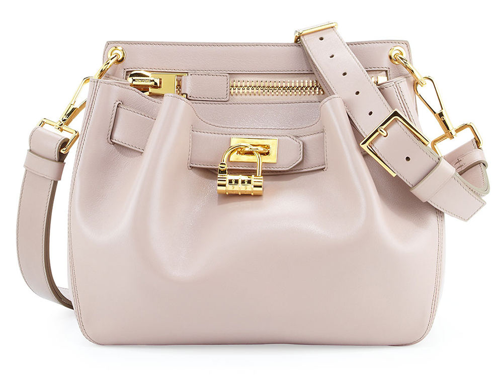 Tom Ford Lock Crossbody Bag