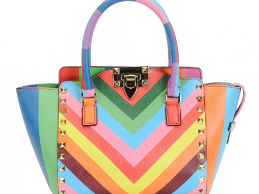 Pre-Order Valentino's Resort 2015 Rainbow Bags Now