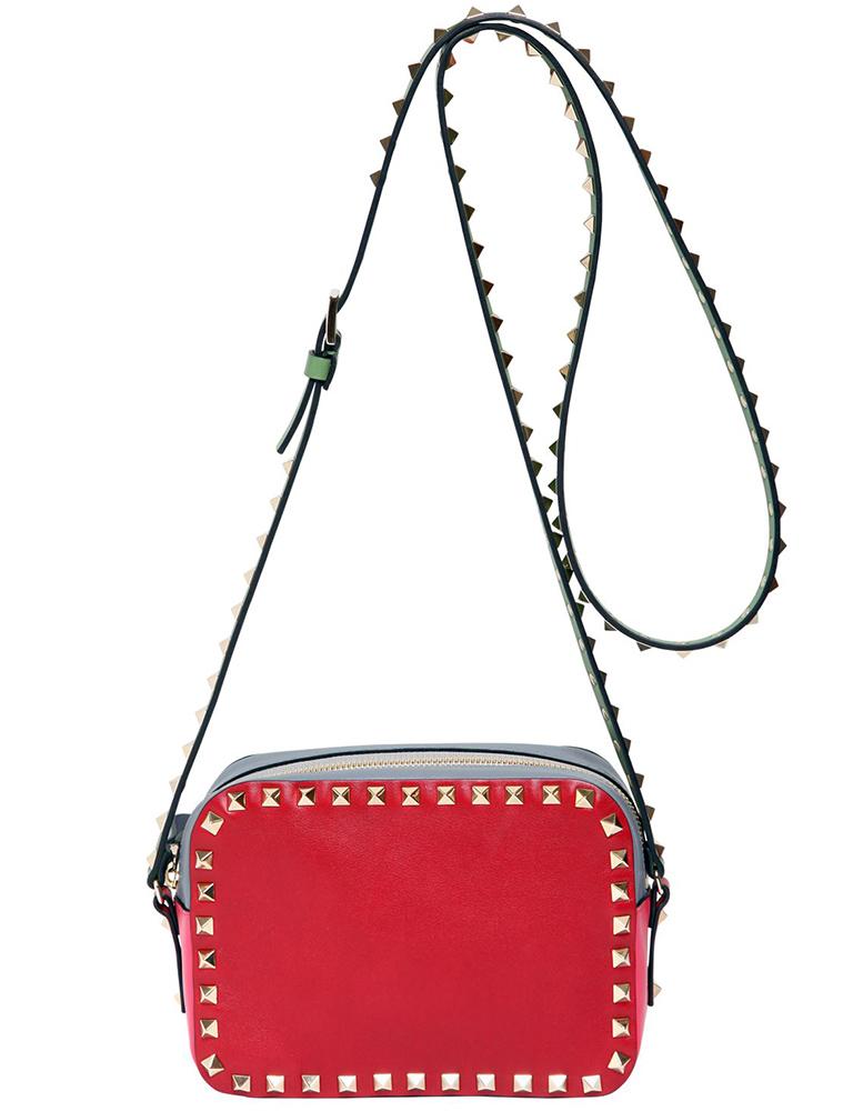 Valentino Rockstud Italian Pop Leather bag