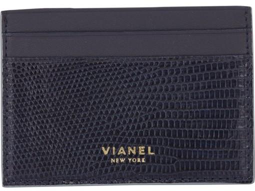 Man Bag Monday: The Vianel Lizard V4 Card Case