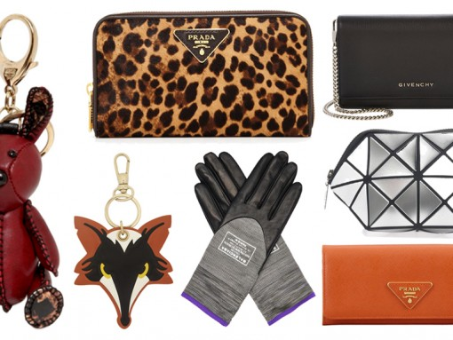 Want It Wednesday Small Leather Goods