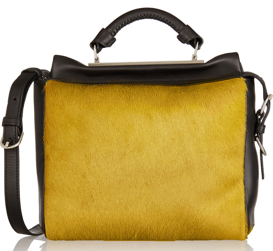 3.1 Phillip Lim Ryder Calf Hair Satchel