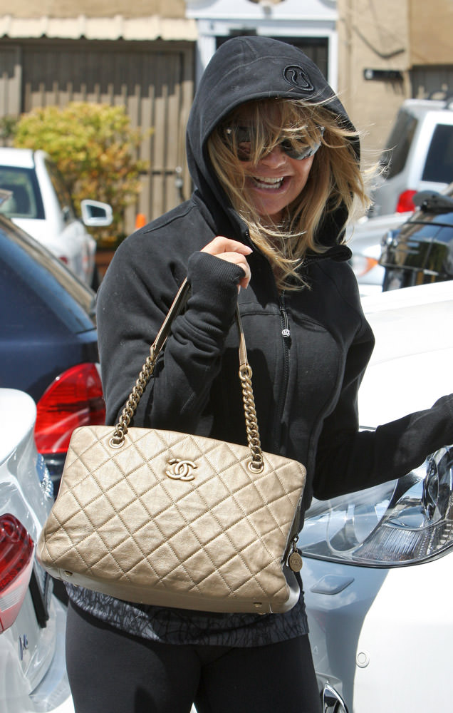 5debedeee3c7 50 More Photos That Prove Chanel Bags are the Reigning Celebrity ...