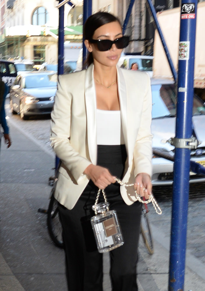 cf5bc726f9d6 50 More Photos That Prove Chanel Bags are the Reigning Celebrity ...
