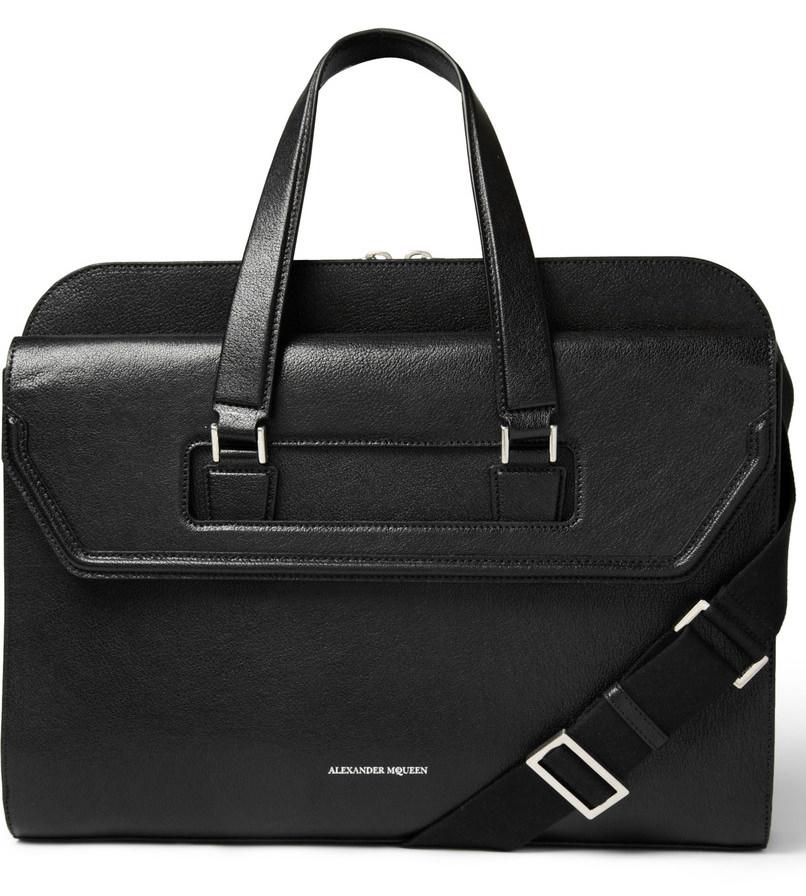 Alexander McQueen Heroic Briefcase