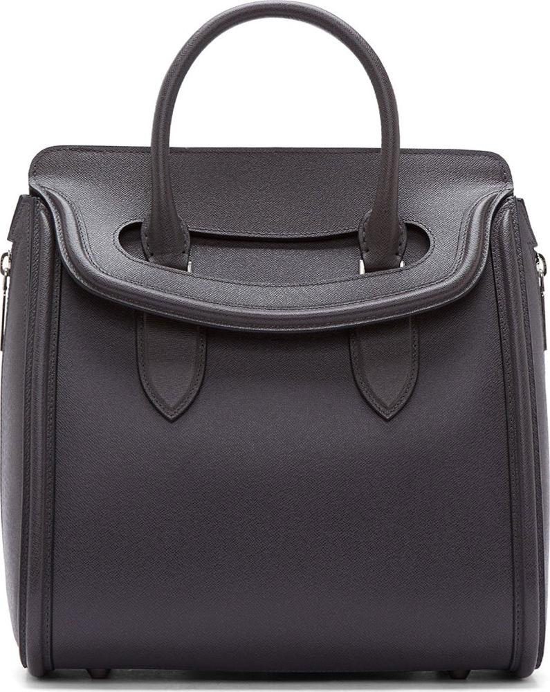 Alexander McQueen Heroine Bag Womens
