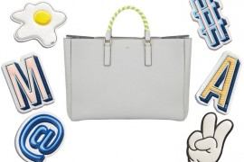 Those Anya Hindmarch Spring 2015 Runway Bags are Completely Customizable