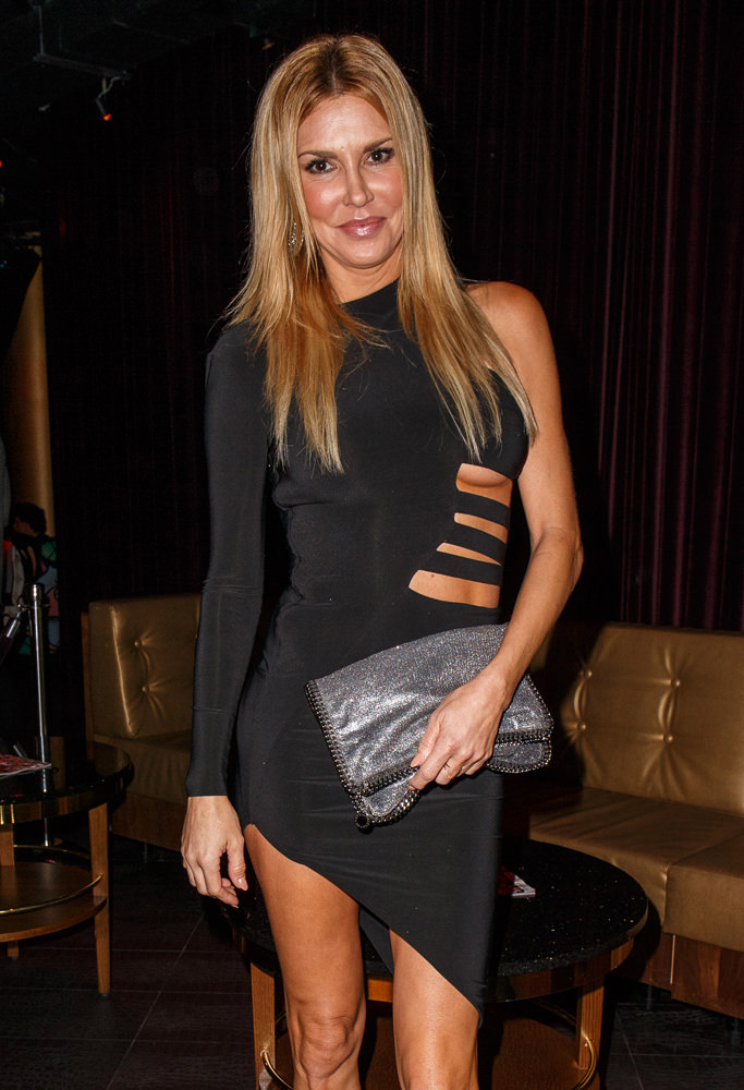 Brandi Glanville celebrates her birthday with a party at the Marquee Club, Sydney