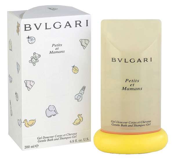 Bulgari Petits et Mamans Gentle Bath and Shower Gel