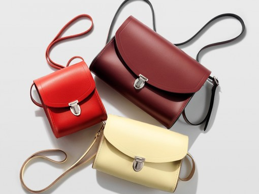 Cambridge Satchel Company Pushlock Bags
