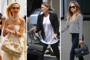 50 More Photos That Prove Chanel Bags are the Reigning Celebrity Favorites