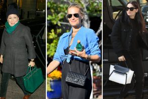 Check Out Celebs' Best Lovely, Ladylike Bag Picks from Last Week