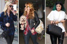 From Céline to Balenciaga, Check out the Best Celebrity Bag Picks of the Past Week