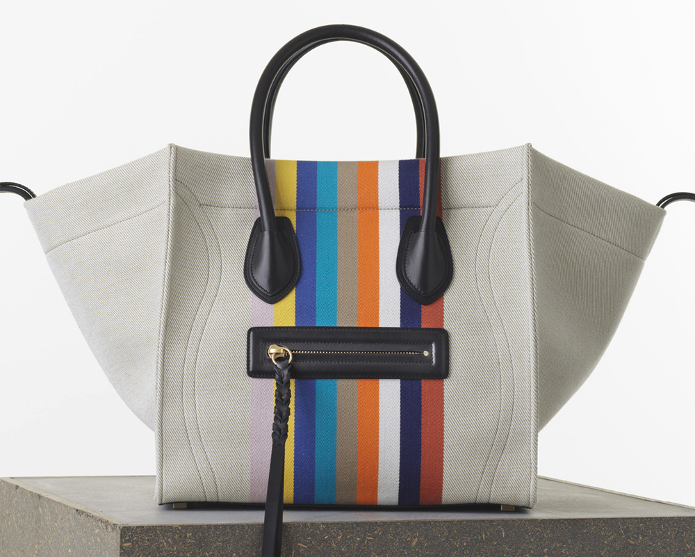black and white celine bag - C��line's Spring 2015 Handbag Lookbook Has Arrived, Complete with ...