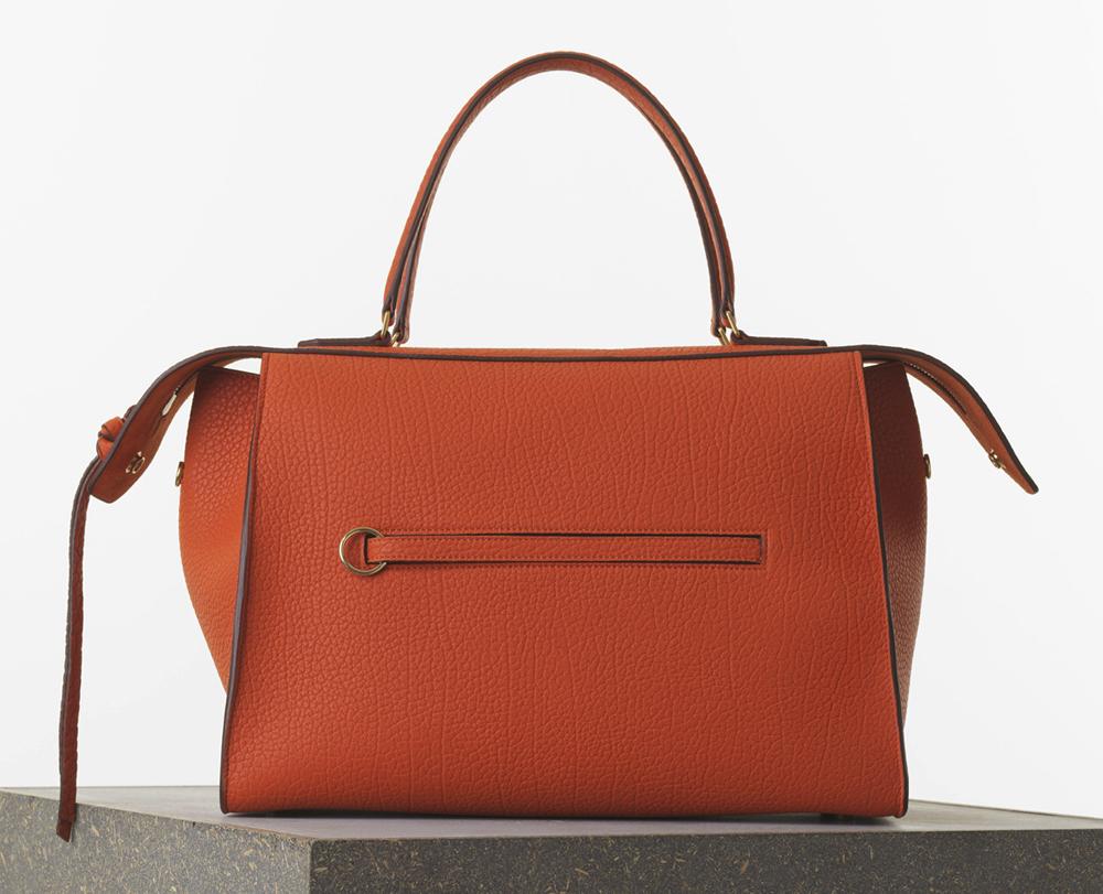 aa2d0e945a Celine Medium Ring Bag Burnt Orange Bullhide Calf 2850