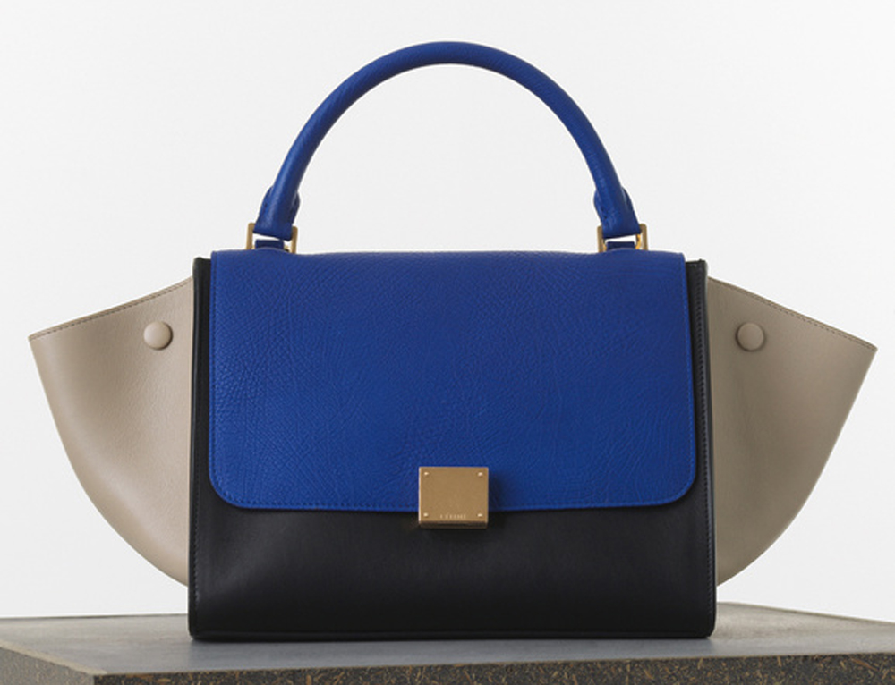 celini handbags - C��line's Spring 2015 Handbag Lookbook Has Arrived, Complete with ...