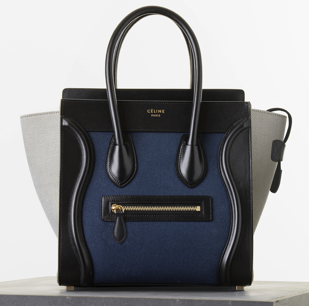 celine micro luggage tote buy online - C��line's Spring 2015 Handbag Lookbook Has Arrived, Complete with ...