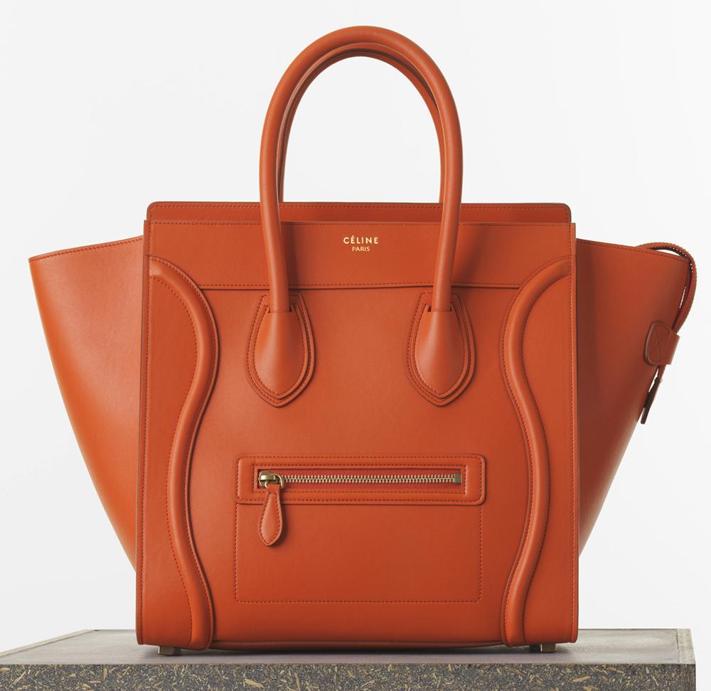 0e40e6862a Céline s Spring 2015 Handbag Lookbook Has Arrived