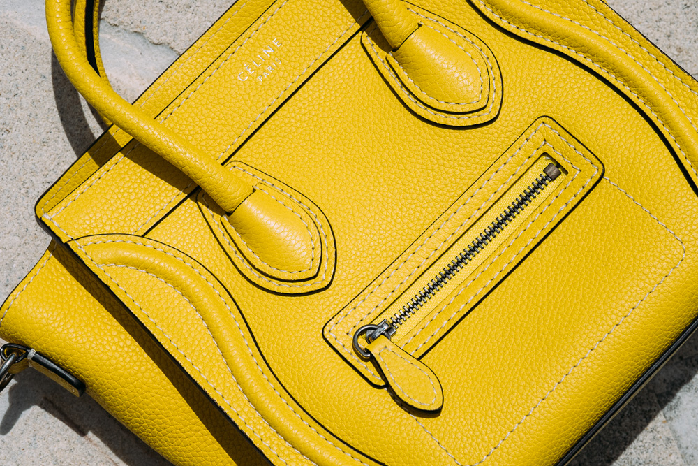 The Ultimate Bag Guide  The Céline Luggage Tote - PurseBlog 119ef6d19d171