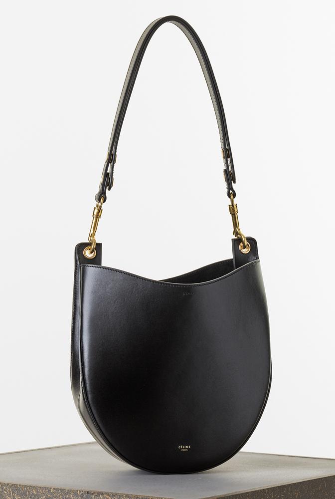 Celine Small Hobo Bag Palmelato 2450