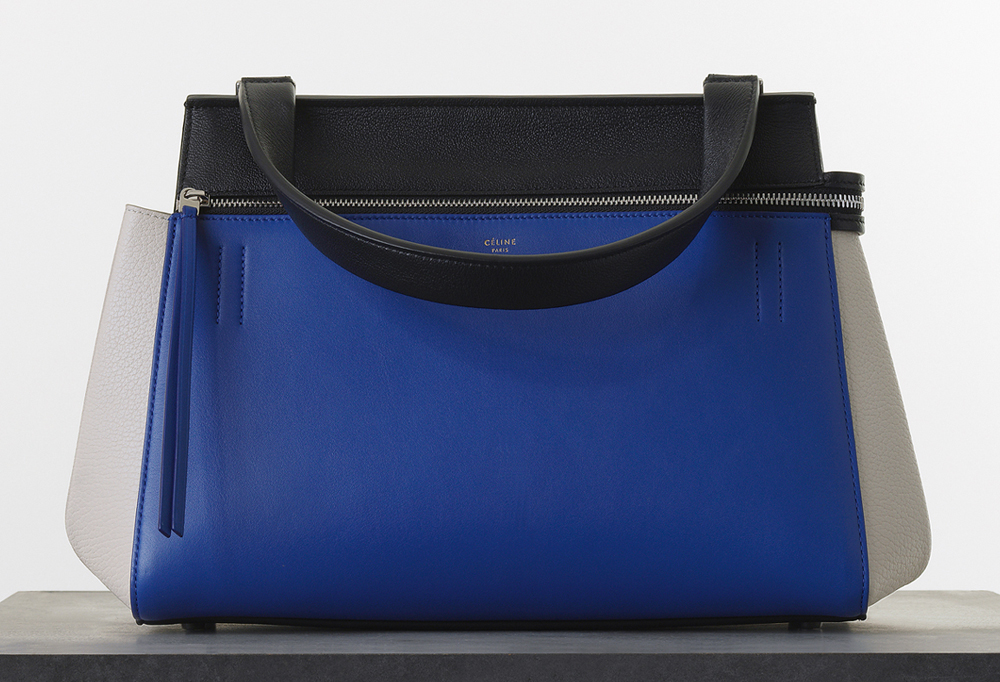 Celine Small Tricolor Edge Bag Smooth Calf 2450